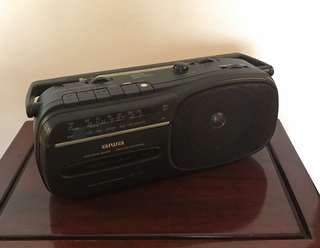Collectors' AIWA Model RM 21