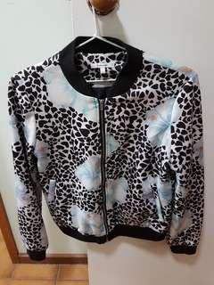 Bomber jacket size 8