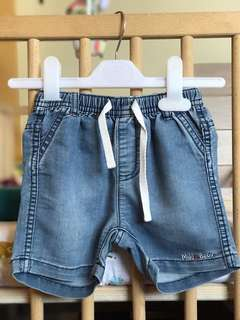 BABY MIKI & BABY POLO SHORT PANTS