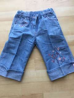 Mothercare jeans for Girls (3-4yo)