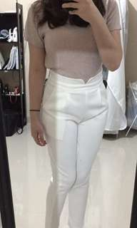look boutique high waist pants