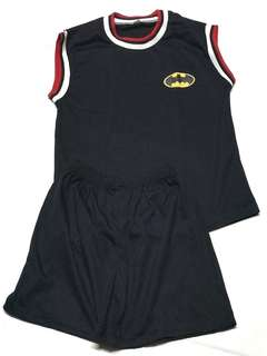 Batman Kids Sports Wear