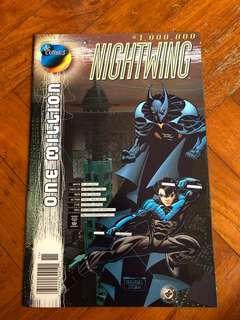 Nightwing Vol 2 one million NOV 1998