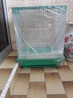 Bird Cage L33cm×B27cm×H40cm