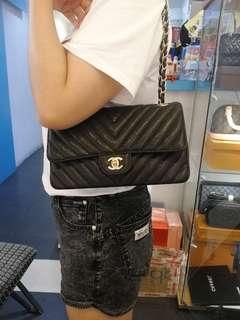 Chanel V Shape
