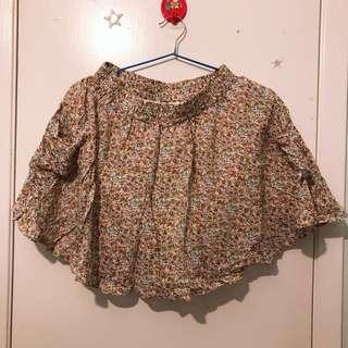 Floral skirt (japan)