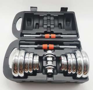 Dumbbell Set Premium 20kg set weights High Quality