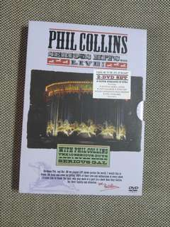 中古 PHIL COLLINS SERIOUS HITS LIVE IN BERLIN DVD