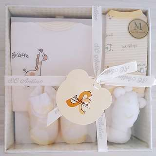 SC Antino Baby Clothe Gift Set