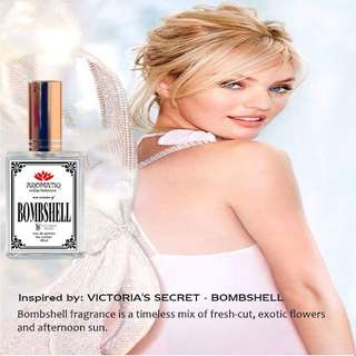 INSPIRED BY: VICTORIA'S SECRET - BOMBSHELL