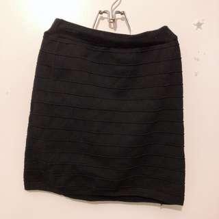 Juicy girl black pencil skirt