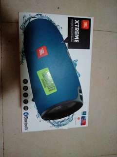 Brandnew JBL extreme speaker splash proof