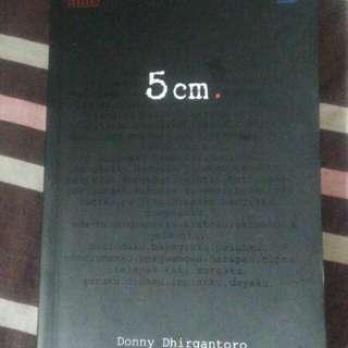 Novel 5cm
