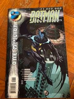 Batman detective comics one million nov 1998