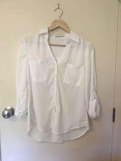 Pagani size 8 blouse