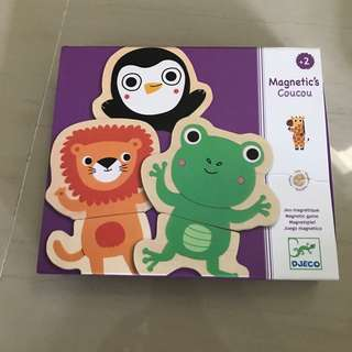 Djeco magnetic puzzles
