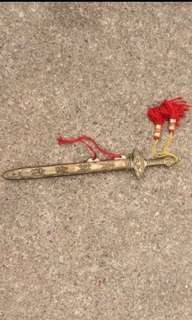 Small chinese sword