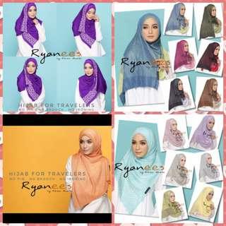 Ryanees Travellers hijab