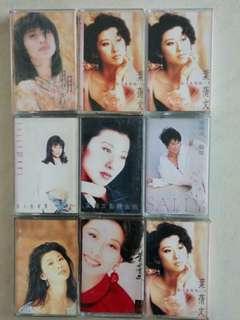 叶倩文卡带磁带 Sally Yeh cassette