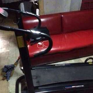 Manual Treadmill (Time Sport) repriced 4k