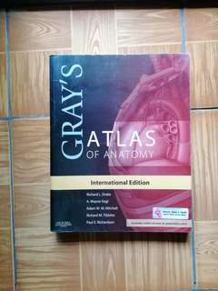 Gray's Atlas of Anatomy International Edition