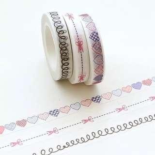 (PO) Patchwork Basic Washi Tape