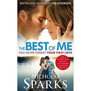 [eBook] The Best of Me - Nicholas Sparks