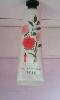 NATURE REPUBLIC Hand Cream - Rose