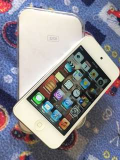 iPod Touch 4th Gen 32gb, White