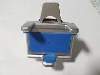 Aircon car phone holder