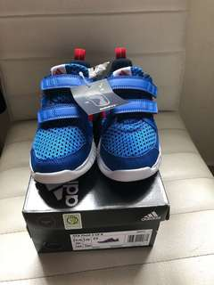 (BNWT) Adidas kids shoes