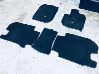 Honda shuttle basic car mat