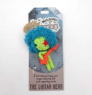 Voodoo Doll key chain