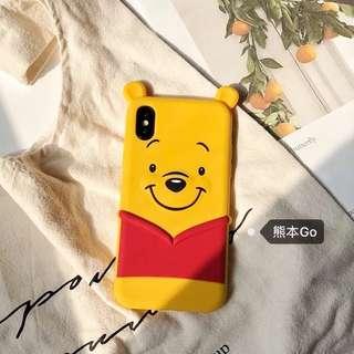 Winnie the pooh手機殻
