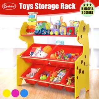 Toy Storage Rack ❤️