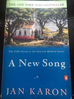 BOOKS: A New Song