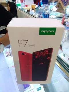 OPPO F7 RAM 4