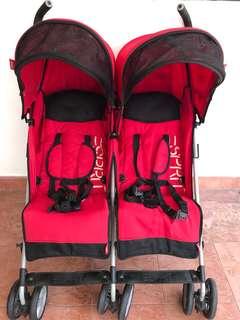 Esprit Twin Stroller
