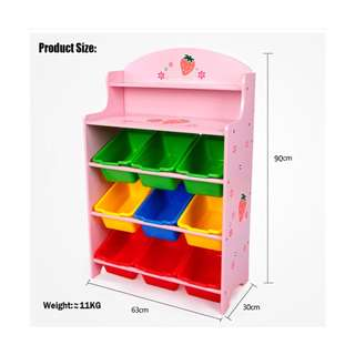 Colorful Storage Rack ❤️