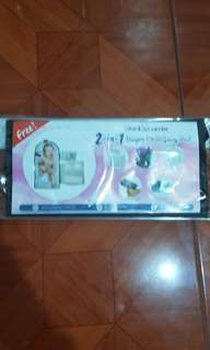 2 in 1 Diaper Changing Pad