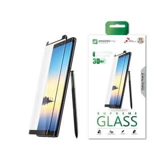 AMAZINGthing Samsung Note 8 0.3mm 3D 全貼合玻璃貼