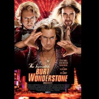 [Rent-A-Movie] THE INCREDIBLE BURT WONDERSTONE (2013)