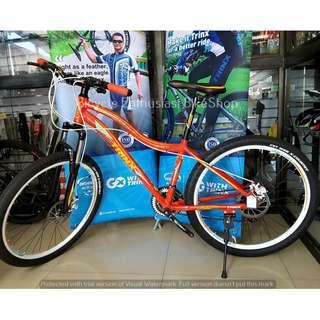 """Trinx N106 26er Ladies Mountain Bike MTB Bike 26"""" Trinx Bike Nana"""