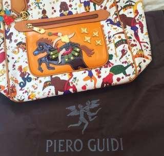 全新 Piero Guidi shoulder bag - Made in Italy 🇮🇹