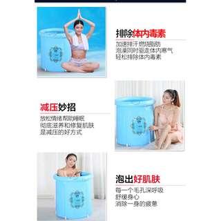 Plastic Bathtub Bath Container