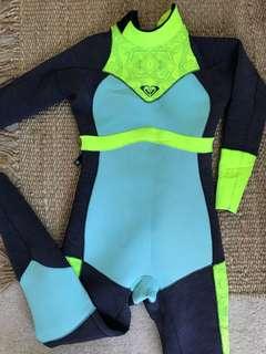 Women's Roxy wetsuit size 12