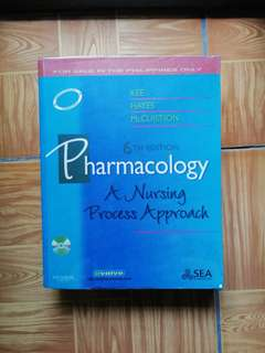 Pharmacology: A Nursing Process Approach 6th edition (Saunders)