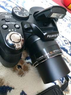 FujiFilm Finepix new digital camera