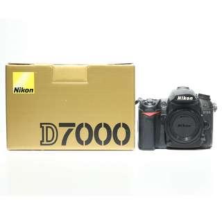 Nikon D7000 Body Only (SC 90k)
