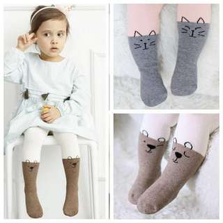 Instock - animal assorted legging, bang infant toddler girl children sweet kid happy abcdefgh so pretty